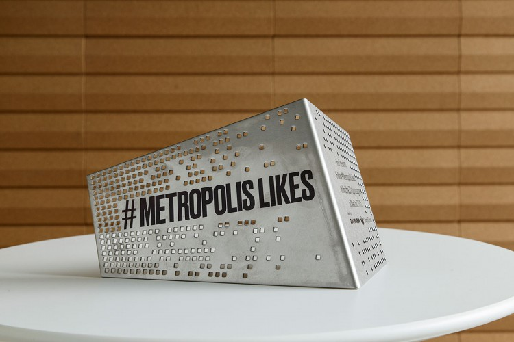 Beller Collection wins #MetropolisLikes