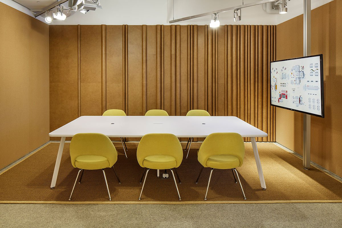 A New Natural Material At Neocon Spinneybeck