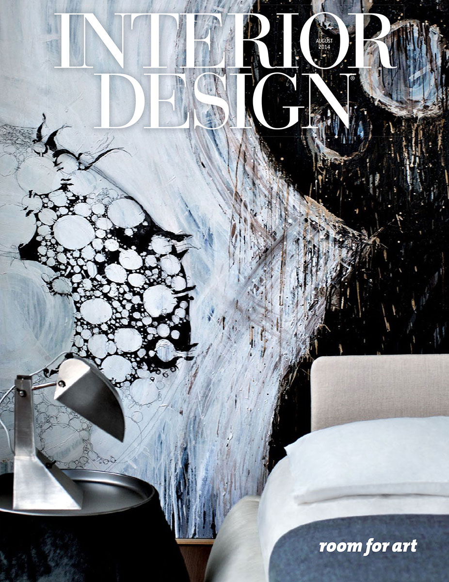 Interior Design, Aug 2014