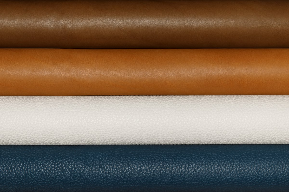 Introducing Two Distinctly Different Leathers