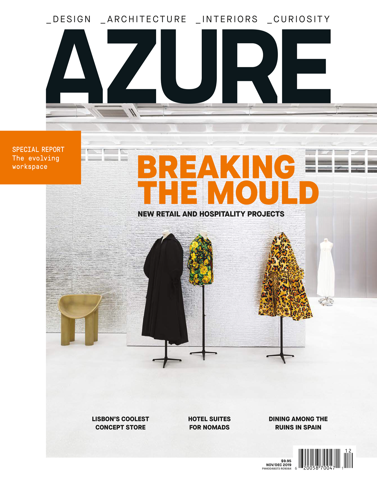 Azure, Nov-Dec 2019