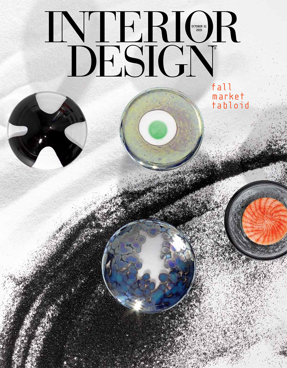 Interior Design Fall Market Tabloid, Oct 2015